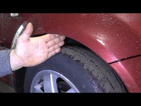 Замена передних пружин Chevrolet Lacetti