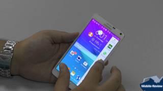Обзор Samsung Galaxy Note 4   многозадачность