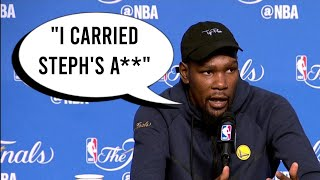 Why NBA Players HATE Steph Curry (Michael Jordan, LeBron James, Kevin Durant)