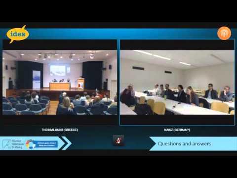 Political Union or Trade Bloc? Debate #2: Thessaloniki - Mainz