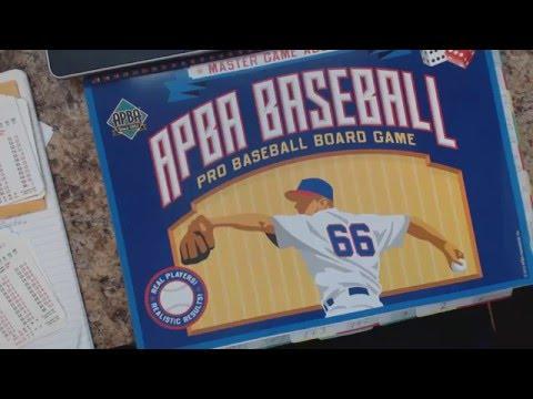 Apba Baseball Master Game