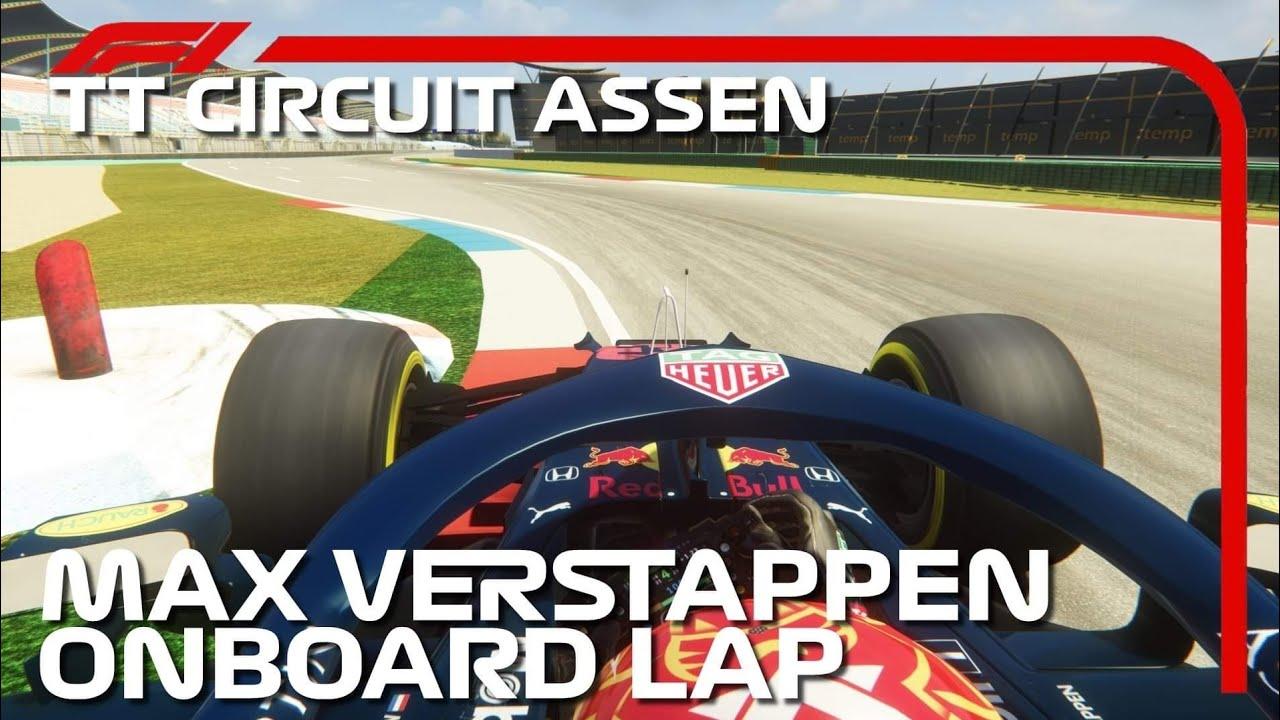Max Verstappen Onboard Lap | 2020 Dutch Grand Prix