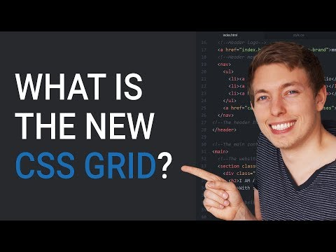 CSS Grids Will Change How We Create Website Layouts | Learn HTML And CSS | HTML Tutorial