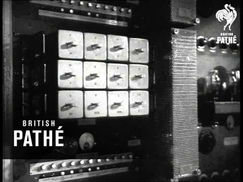 Speaking Clock Aka Time (1954)