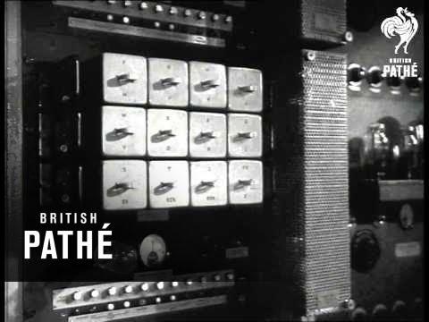 Speaking Clock Aka Time (1954)