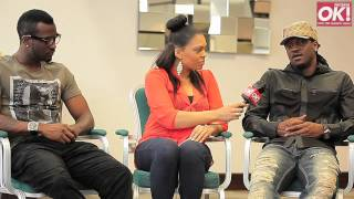 OK! Nigeria TV - Exclusive Interview With P-Square 2012