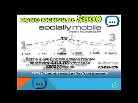 Socially Mobile Puerto Rico AT&T español