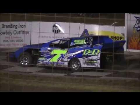 IMCA Sport Mods at Lubbock Speedway 8-5-16