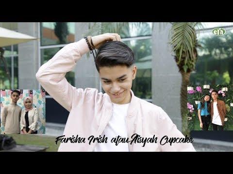 Farisha Irish dan Cupcake Aisyah, As'ad Motawh Pilih Siapa?