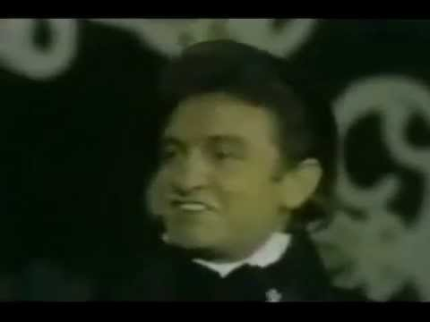 I've Been Everywhere - Johnny Cash and Lynn Anderson (LIVE)