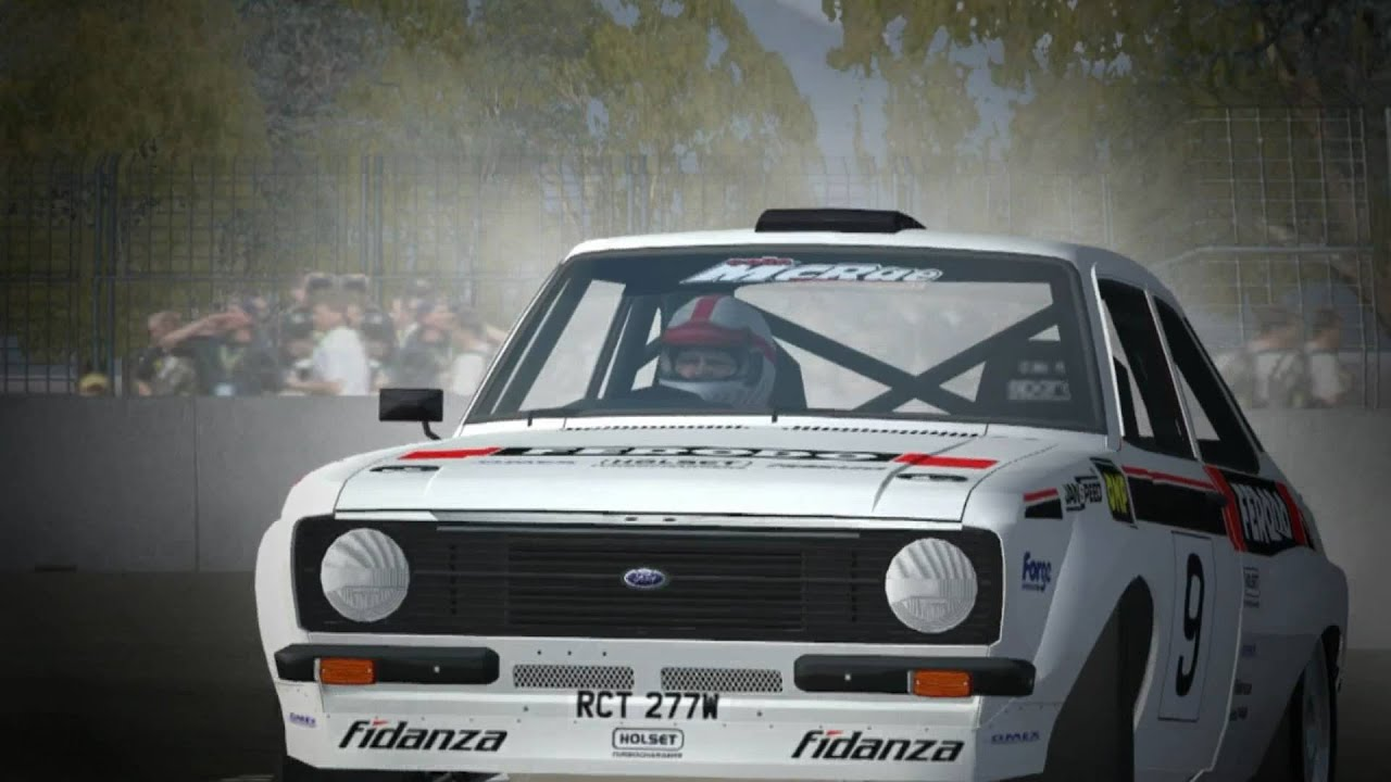 rfactor ford escort rs 1800 template