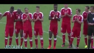 25 06 2016 Switzerland vs Poland 1 1 4 5 ▪ PENALTIES ▪ 2016 ᴴᴰ   YouTube