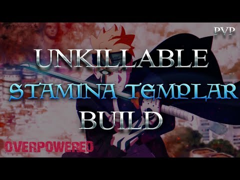Eso Meta Templar Build