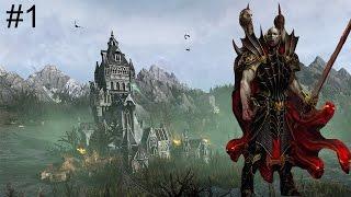 Прохождение TW:Warhammer за Вампиров №1