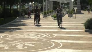 Video Riccione: Viale Ceccarini e Lungomare