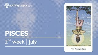 PISCES Weekly Psychic Tarot Reading | Horoscope | Week 28 | JULY 9 - 15