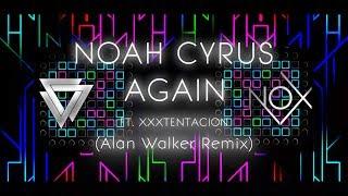 Noah Cyrus - Again (Alan Walker Remix) ft. XXXTENTACION |Unipad Cover| DRYXZ x ItsNoxBoy