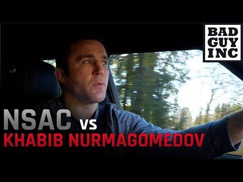 Was Khabib Nurmagomedov's punishment fair?