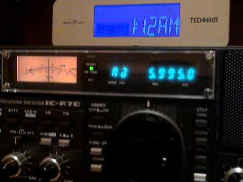 ORTM Radio Mali on 5995 KHz