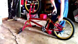 Kink Whip 2012 bike check