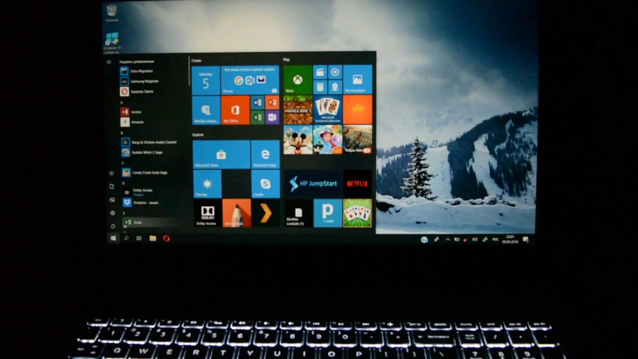 HP ENVY x360 SSD BIOS BOOT ORDER Загрузка