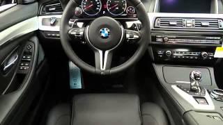 2014 BMW M5 BASE GRAY
