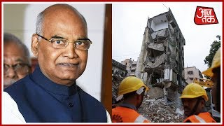 India 360: From Building Collapse In Mumbai to New President Of India : Top Stories Of The Day