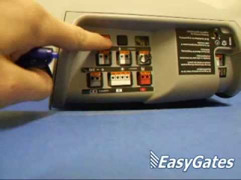 Liftmaster Garage Door Opener Remote Installation Youtube