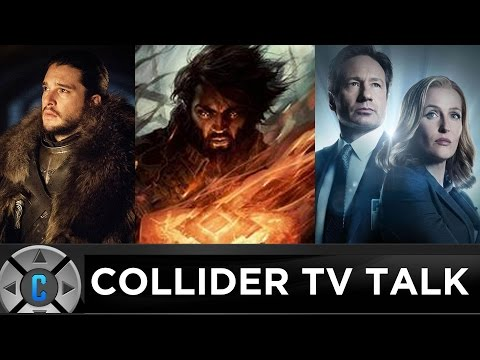Game of Thrones First Images, Wheel of Time Series, X-Files Back On Fox - Collider TV Talk