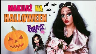 BRATZ DOLL - Makijaż na Halloween ♥ Szanella