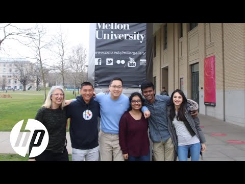 HP-Intel Life in Space Design Challenge Finalist Video: Carnegie Melon University