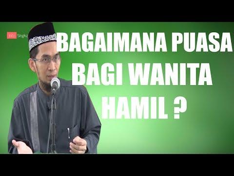 Hukum Berpuasa Bagi Wanita Hamil   Ustadz Adi Hidayat, LC,MA Mp3