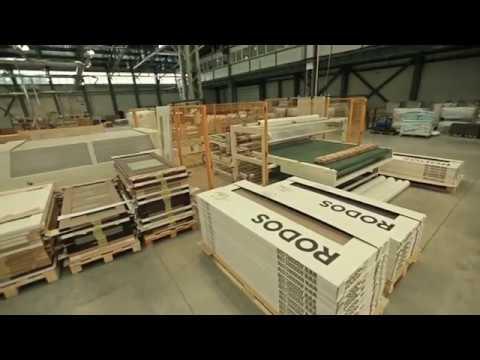 Видео О Производстве Дверей ТМ RODOS