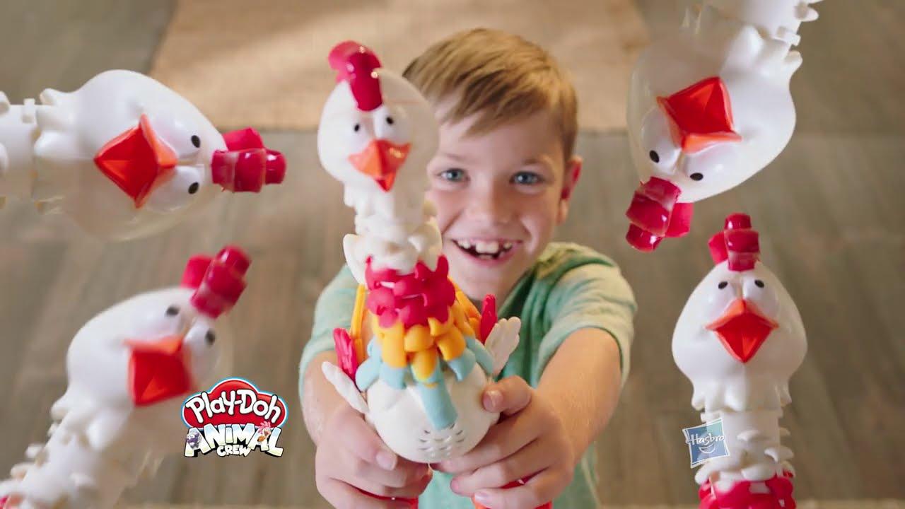 Hasbro México   Cluck- a Dee   Play- Doh