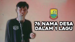 76 Nama Desa di Karawang Dalam 1 Lagu