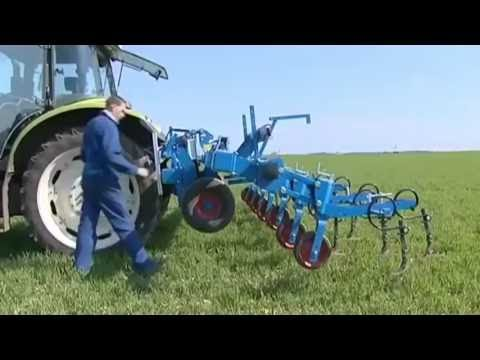 New modern agricultural technology - top heavy equipment machines working on farm compilation