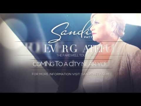 Sandi Patty - The Forever Grateful Tour