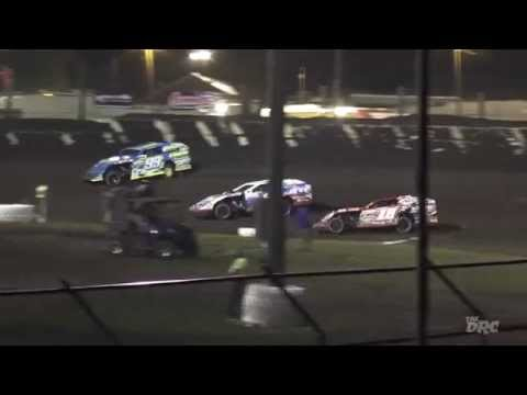 Fairbury American Legion Speedway | 9.5.15 | 3rd Annual Casey's AMS Modified Nationals | Heat 1