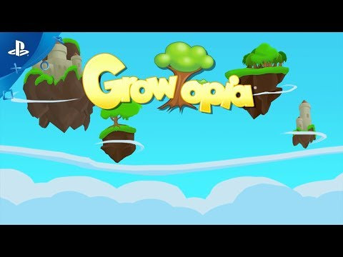 Growtopia - Launch Trailer | PS4