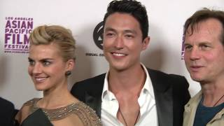 """APA Asks """"How is Daniel Henney So Hot?"""" at the """"Shanghai Calling"""" LA Red Carpet"""