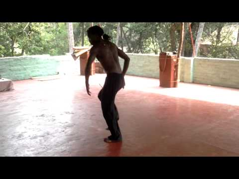 African dance with Victor Bongo