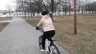 Катаемся на велосипедах