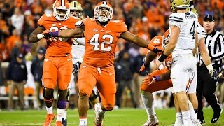 Christian Wilkins 2015/16 Highlights