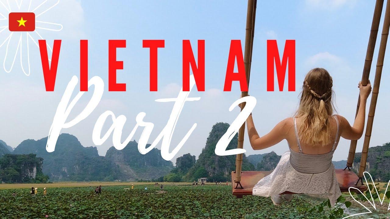 Vietnam | Part 2: Ha Long Bay, Dong Hoi, Tam Coc, Cat Ba