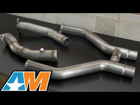 2011-2014 Mustang Pypes Exhaust Sound Clip Off-Road H-Pipe (5.0L V8 GT) Review & Install