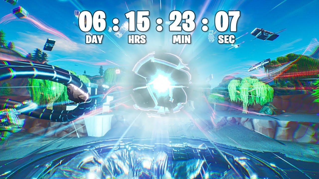 FORTNITE SEASON 11 EVENT COUNTDOWN! (Fortnite Battle Royale) thumbnail