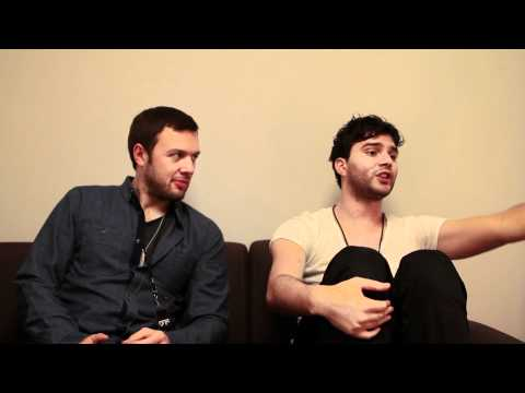 R3HAB Interview with Chris Lake 2011 [HD]