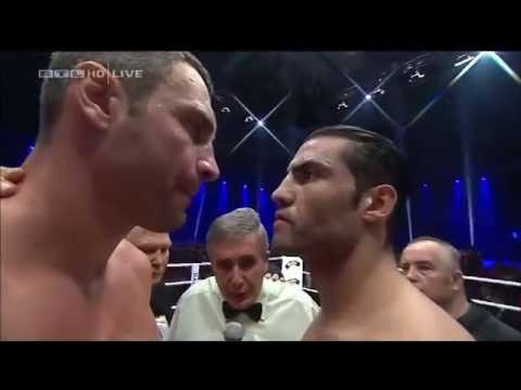 Vitali Klitschko vs Manuel Charr full fight HD