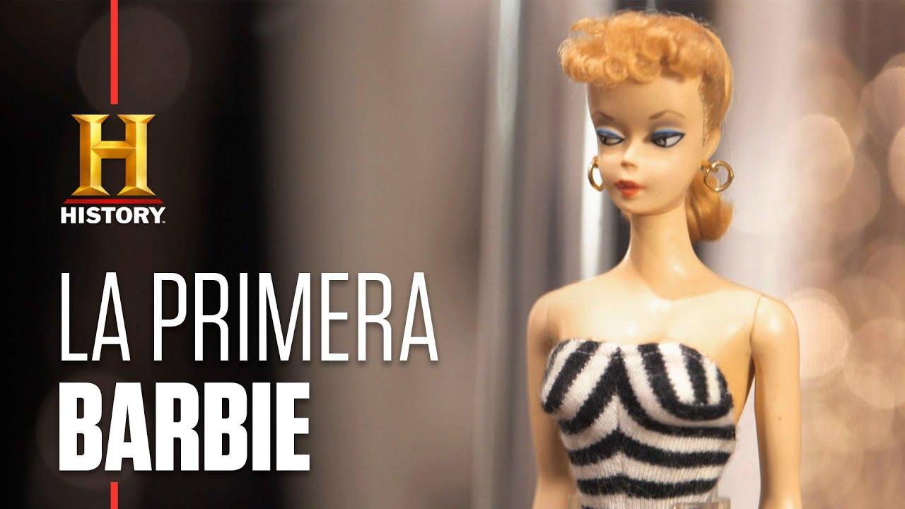 EL PRECIO DE LA HISTORIA - La primera Barbie