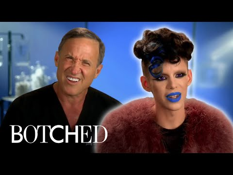 Big Personalities Looking for Plastic Perfection | Botched | E!